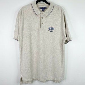 Big Dogs Polo Top Shirt Size Large Mens